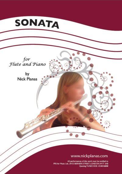 Sonata for Flute & Piano (2014)